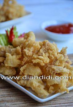 Diah Didi's Kitchen: Cumi Goreng Krispi ..Super Kriukkkk...^_^