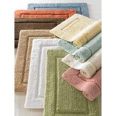 Turkish Bath Mat European Hand-woven Premier Medium 21 x 34 - Overstock™ Shopping - The Best Prices on Bath Rugs