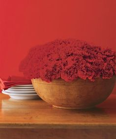 Lush Carnation Display | You'd be surprised by what you can make in no time.