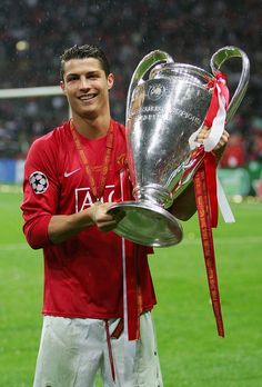 United received a world record £80million fee from Real Madrid for Cristiano Ronaldo