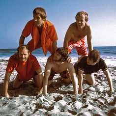 The Beach Boys Biography | Rolling Stone