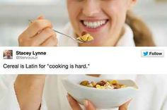 34 Tweets About Food That Will Make You Laugh Every Time