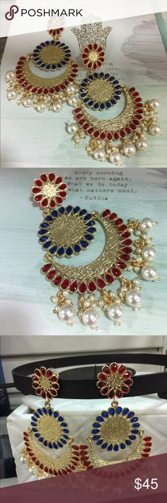 Light weight chandballi Ultra light chandballi acailable in 3 colors. Check for the colors in the closet. Jewelry Earrings