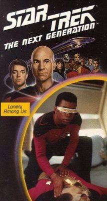 """Star Trek: The Next Generation"" Lonely Among Us SEASON 1, EPISODE 6"