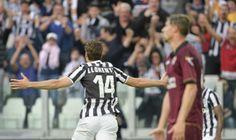 Juventus vs Livorno - Serie A Tim 2013/2014