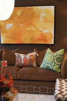 CR Laine Sofa on Lisa Mende Design