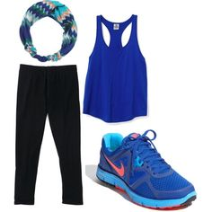 Work out, I designed it :0  Wish I had clothes like this