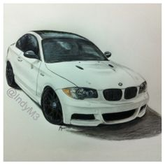 BMW E82 135i BMW 1 series  email : indy.montoto@hotmail.com 135i, Bmw 1 Series, Sketch Design, Art Drawings Sketches, Photo Ideas, Cars, Drawings Of Cars, Shots Ideas, Autos