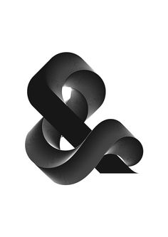 """""""Take a peek at this awesome ampersand design by Anthony James on Behance. Creative Typography, Typographic Design, Typography Letters, Typography Logo, Graphic Design Typography, Lettering, Typography Inspiration, Graphic Design Inspiration, Journal Inspiration"""