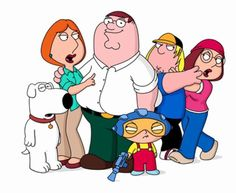 'Family Guy' Pictures - Characters: The Griffin Family