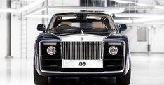 Rolls-Royce Sweptail,