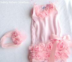 DIY  for childrens clothes | DIY Children's Clothing / Ballerina Onesie Tutorial