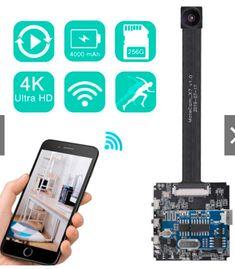 Spy Cam, Nanny Cam, Hidden Camera, App Control, Mini, Spy Camera