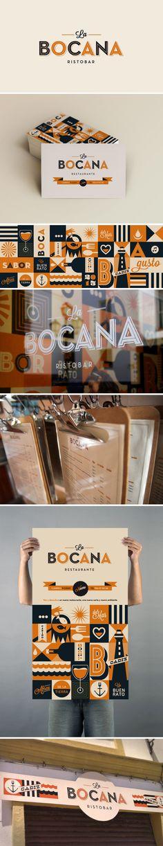 identity / la Bocana ristobar