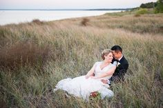Epic photos from weddings on Lake Superior near Duluth, MN…