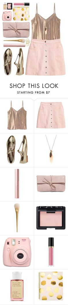 """#957 Mika"" by blueberrylexie ❤ liked on Polyvore featuring Toast, LULUS, NARS Cosmetics, Fujifilm, Revlon, Korres and Sugar Paper"