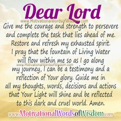 LORD YOU ARE MY HOPE AND MY REFUGE