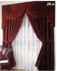 Sheer priscilla criss cross curtains old fashion me - Cortinas elegantes para sala ...