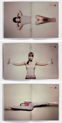 40 Amazingly Creative Double Page Magazine Ads Guerilla Marketing Photo Guerilla Marketing, Sports Marketing, Marketing Goals, Clever Advertising, Print Advertising, Advertising Campaign, Marketing And Advertising, Sports Advertising, Email Marketing