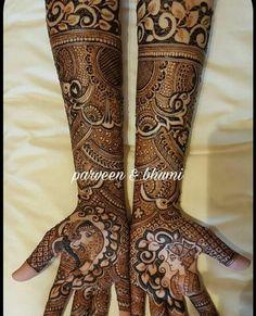 Mehndi Designs 2018, Wedding Mehndi Designs, Wedding Henna, Dulhan Mehndi Designs, Henna Mehndi, Mehndi Design Pictures, Mehndi Images, Unique Henna, Mehndi Desighn