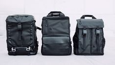 The Worlds Best Travel Backpack. Lightweight. Compact. Functional. Weatherproof.