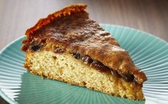 Butter Tart Coffee Cake by Anna Olson... Prep time › 50 mins... Cook time › ¾ hr... Serves › 12...