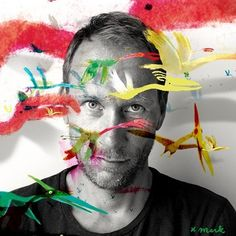 Illustrator Mark Janssen ziet ze vliegen #selfiekunst