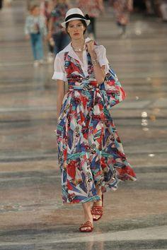 Défilé Chanel Croisière 2017 68