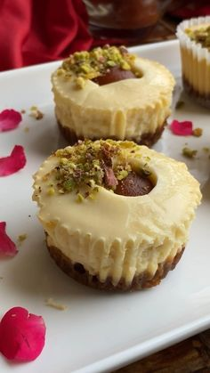 Indian Dessert Recipes, Sweets Recipes, Cupcake Recipes, Baking Recipes, Snack Recipes, Snacks, Mini Desserts, Easy Desserts, Mini Dessert Cups
