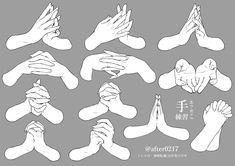 Hand Drawing Reference, Drawing Reference Poses, Drawing Skills, Manga Drawing Tutorials, Art Tutorials, Digital Art Tutorial, Art Poses, Anatomy Art, Drawing Base
