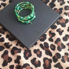 Jewelry Green & Gold bracelet ??? Jewelry Bracelets