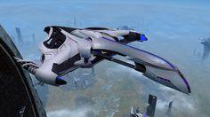The Trek Collective: Star Trek Online celebrates its birthday with shiny white starships Spaceship Concept, Concept Ships, Akira, Star Trek Games, Star Trek Borg, Star Trek Online, Sci Fi Spaceships, Sci Fi Ships, Star Trek Starships