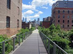 'The High Line' by Urban Land Institute