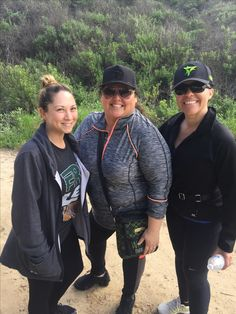 When running the trails we meet up with our beautiful friends!