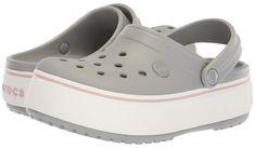 Platform Crocs, Crocs Crocband, Clogs Shoes, Retro Fashion, Fashion Accessories, Footwear, Birkenstocks, Scarfs, Panama