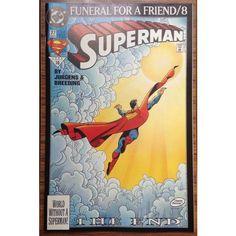 Superman #77 DC Comic Book