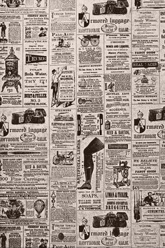 EXTRA old newspaper