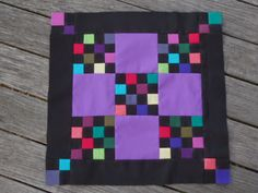 16 patch amish quilt pattern | Free Amish Rag Doll Patterns