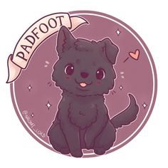 ✨Padfoot✨ 💕 So this Marauder series is technically a redraw and I'm really feeling like improved over the year 😊 which is nice 👍✨ still got a ways to go with my art but progress is always satisfying 💕 Fanart Harry Potter, Cute Harry Potter, Harry Potter Drawings, Harry Potter Characters, Harry Potter Fandom, Harry Potter Universal, Harry Potter Memes, Harry Potter World, Cute Animal Drawings