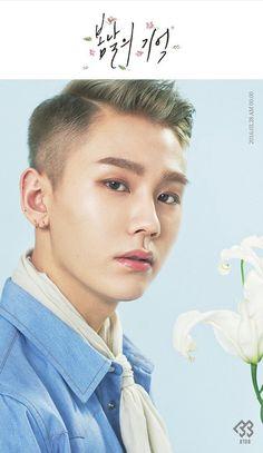 BTOB are pastel flower boys in newest teaser images for 'Remember That'! Sungjae Btob, Im Hyunsik, Lee Changsub, Btob Profile, Btob Members, Kdrama, Rap, Flower Boys, Cube Entertainment