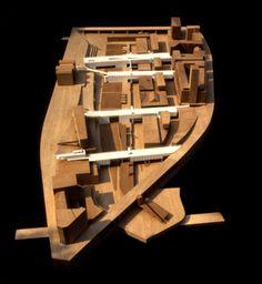 Bernard Tschumi Architects, Bridge City Masterplan