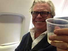 Actually comedian-nap'd Ron White - Official Site on flight outta da country he still doesn't know where we are going exactly!