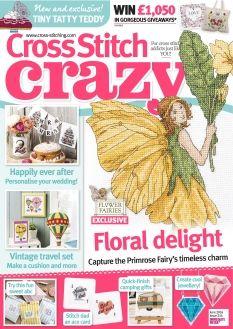 Cross Stitch Crazy 216 - LeKiosk.com