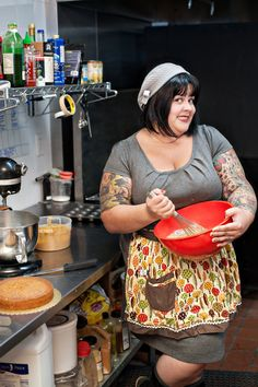 Kitchen Ink/Tattooed chefs: The ladies - City Pages