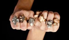 Holy cats! Aren't these crazy cool! http://www.trendhunter.com/trends/melm-design-rings