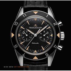 Jaeger-LeCoultre Memovox Tribute to Deep Sea Alarm