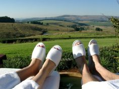 A beautiful spa and luxury accommodation establishment on Nottingham Road in the KZN Midlands Romantic Weekends Away, Nottingham Road, Field Wedding, Luxury Accommodation, Spa Treatments, Fields, Indigo, Lady, Book