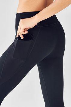 Lot 5 Fabletics Cashel Vest Reliable Performance Excellent Scarf Preowned Pants