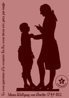 File:As Leben gehört den Lebenden an, und wer lebt, muss auf Wechsel gefasst sein. Johann Wolfgang von Goethe, 1749-1832 -eo.svg