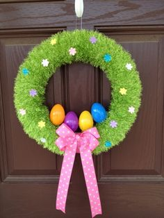 Erica Ever After: My Easter Wreath